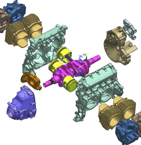 2 zamanlı motor