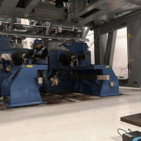 Test Makinesi Hizalama 1 (Alp Havacılık -Eskişehir)